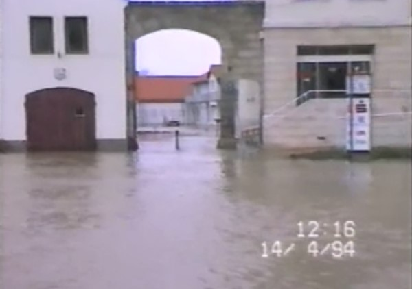 Read more about the article Hochwasser 1994 – Privates Video 4
