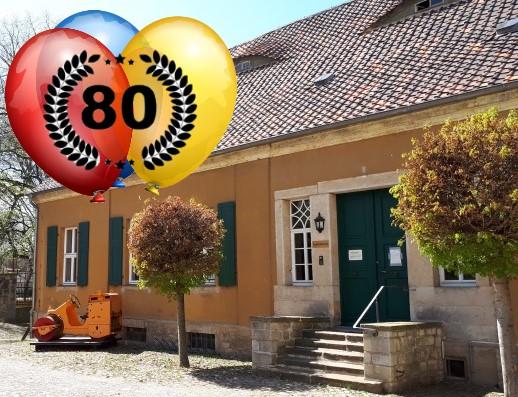 You are currently viewing Jubiläumsfest 80 Jahre Bibliothek im Ortsteil Gatersleben