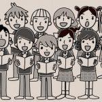 Kinderchor Singen