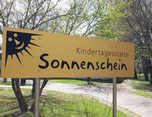 """Kindertagesstätte""""Sonnenschein""""Gatersleben"""
