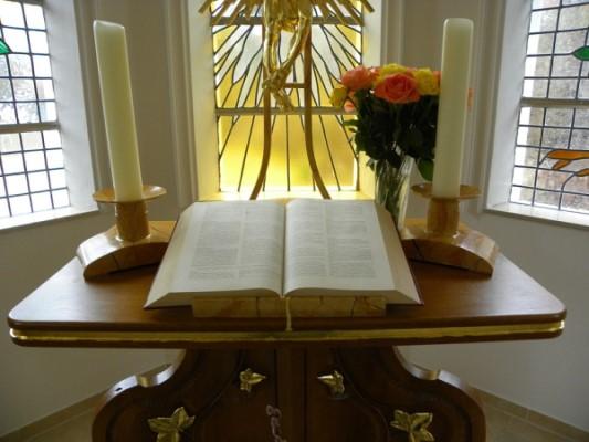 Neue Pfarrerin in Gatersleben