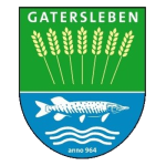 Gatersleben Wappen Hecht Ähren Logo icon transparent