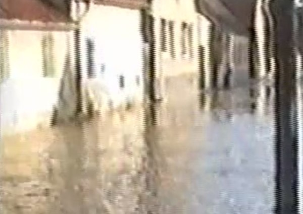 Hochwasser 1994 – Privates Video 1