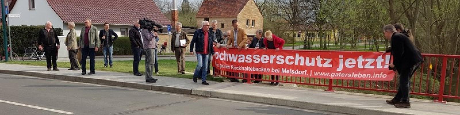 Read more about the article Gemeinsamer offener Brief zum Hochwasserschutz an der Selke