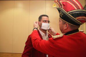 11.11. Gedankliche Schlüsselübergabe an den GCC