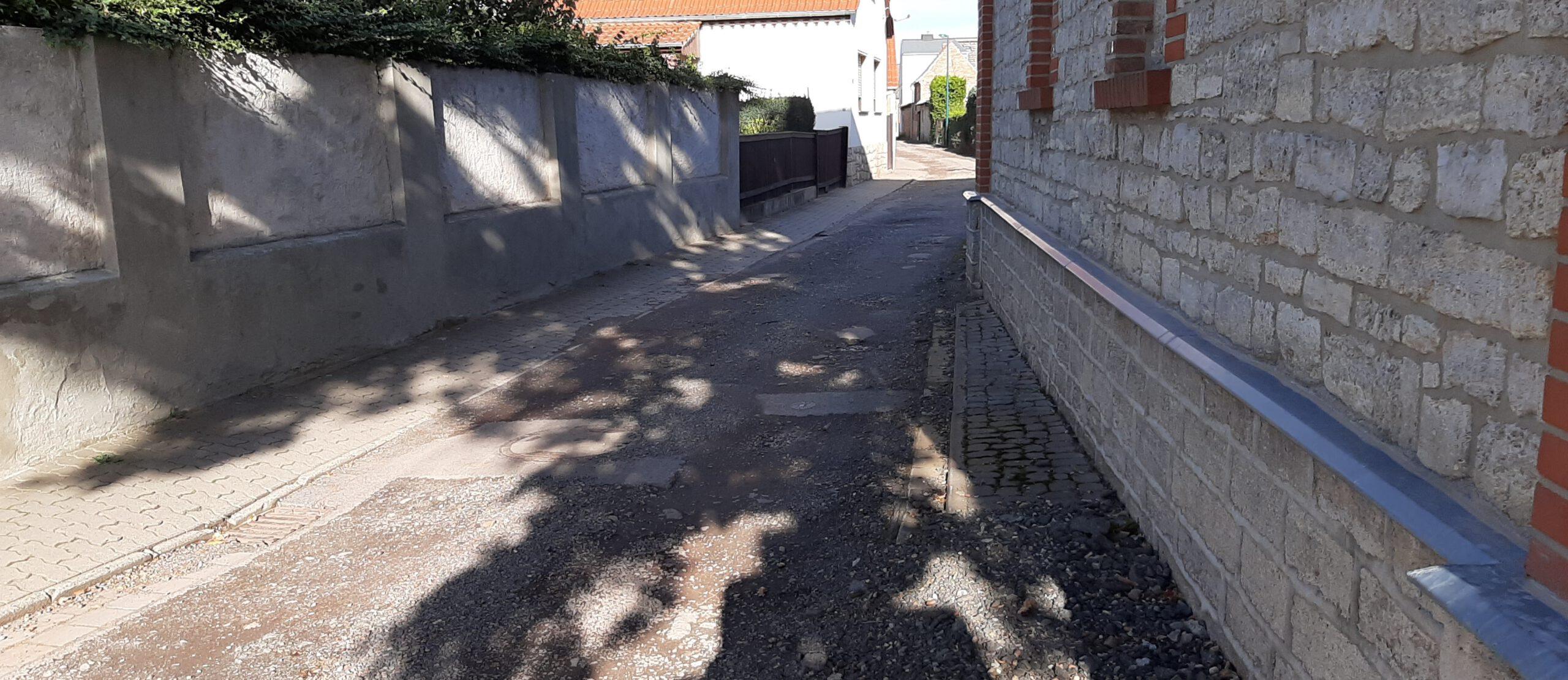 Fördermittelbescheid für Pothofstraße endlich eingetrudelt