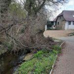 Säuberung des Mühlgrabens in diesem Jahr geplant – Graben bringt bei Hochwasser/Starkregen das Wasser aus dem Ort