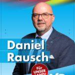 Der Direktkandidat Daniel Rausch (Alternative für Deutschland – AfD) beantwortet heute die Fragen von gatersleben.info zur Landtagswahl am 6. Juni
