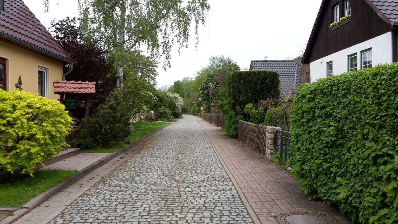 Der Liebigweg in Gatersleben (Beitrag 7)