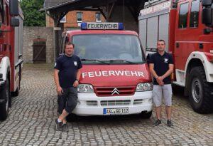Read more about the article Wehrleitung der FFW Gatersleben wiedergewählt