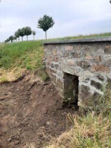 Read more about the article Kreisstraße nach Quedlinburg wieder für Durchfluss von Oberflächenwasser ertüchtigt