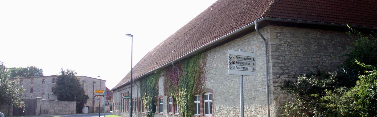 Hühnerbrücke Feuerwehr-Depot